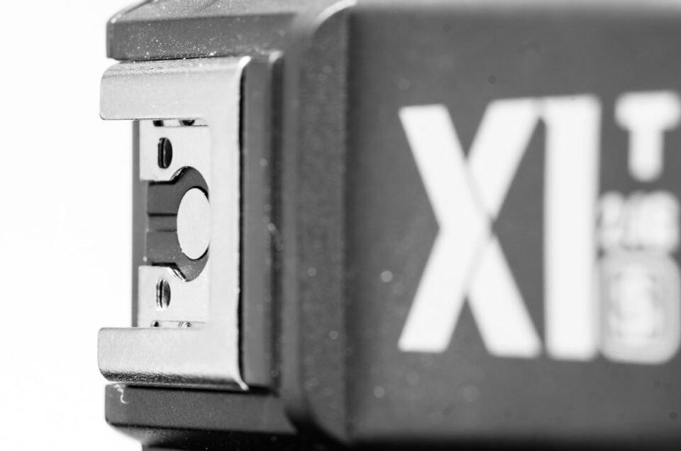 Close up foto Godox X1 trigger
