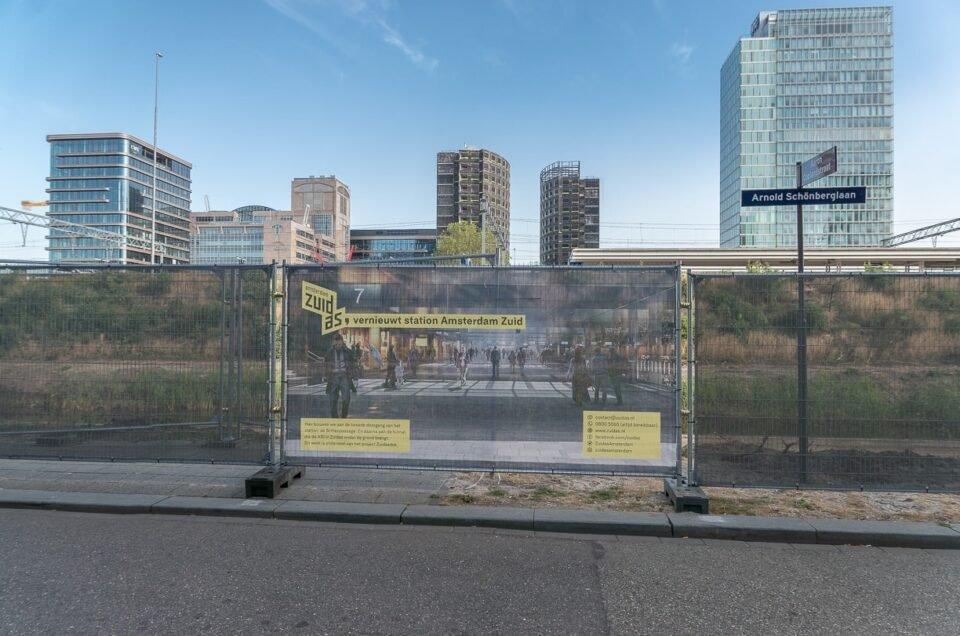 Projectfotografie-Zuidplus-voorbouwlocatie-Brittenpassage